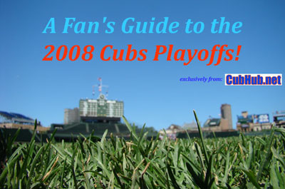A Fan's Guide to the Cubs Playoffs!