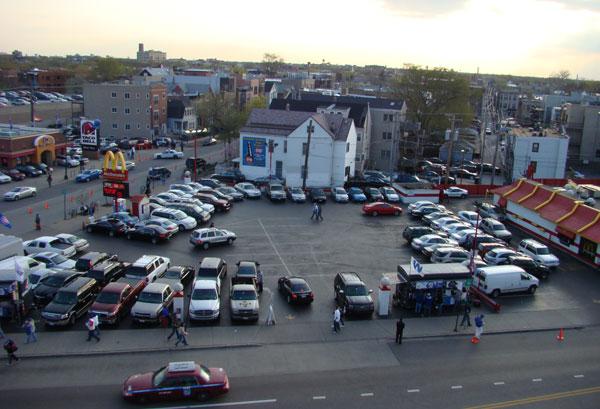 Parking At Wrigley Field Cubhubnet A Chicago Cubs Fan Site